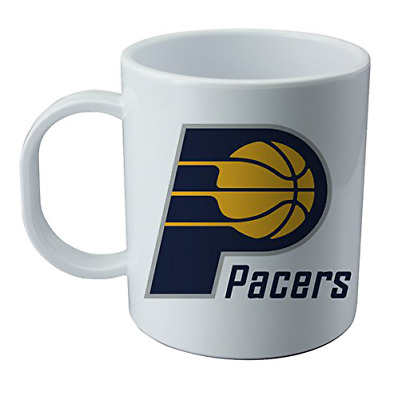 Indiana Pacers - NBA mug and sticker