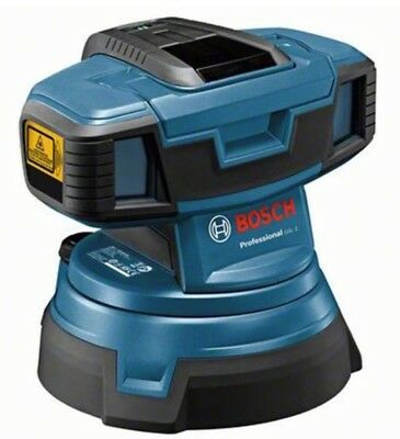 Bosch GSL2 Manual Floor Surface Laser Kit in L-Boxx