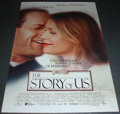 Promotional Movie Flyer : A4 : STORY OF US, The : Bruce Willis
