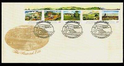Australia 1989 First Day Cover FDC - The Pastoral Era