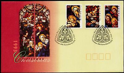 Australia 1995 First Day Cover FDC - Christmas