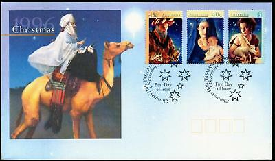 Australia 1996 First Day Cover FDC - Christmas