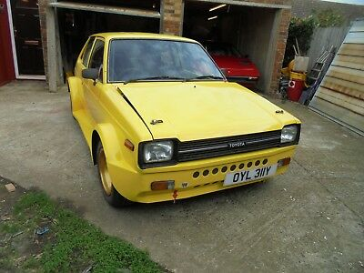 Toyota  Starlet Kp60 Track Day Car