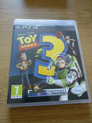 Toy Story 3 PS3 BOX AND MANUAL ONLY