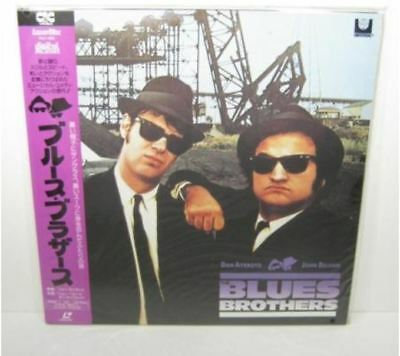 new unopend THE BLUES BROTHERS John Belushi Japanese LASER DISC