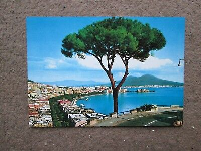 Postcard of Napoli