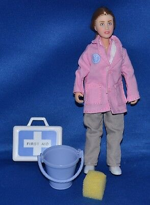 Breyer~Classic Animal Rescue~Girl Doll & Accessories~LOOK!