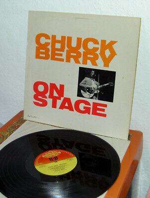 Chuck Berry - On Stage   UK 1963