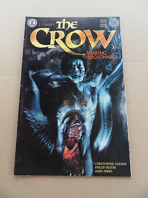 The Crow : Waking Nightmares 1 of 4 . Kitchen Sink . 1997 . FN / VF