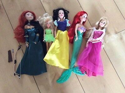 Disney Doll Bundle