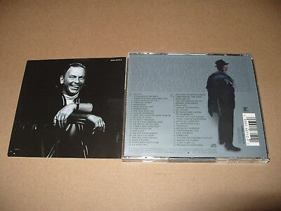 Frank Sinatra  My Way (The Best Of , 2005) 2 cd cds are Excellent condition