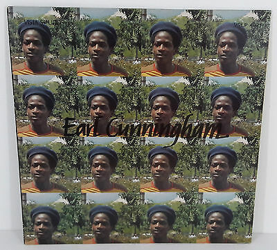 Earl Cunningham Same UK 1983 Vista Sounds VSLP 4021 Roots