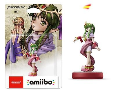 Amiibo Tiki Fire Emblem Warriors Nintendo 3DS Switch NUEVO *Env.Rápido*