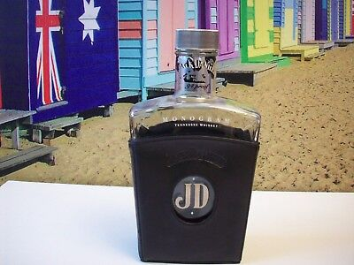 Jack Daniel's Monogram Tennessee Whiskey,Bottle Tennessee, USA rare COLLECTABLE