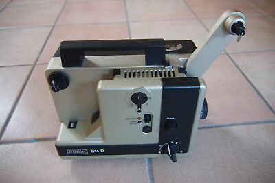 proiettore super8 8mm EUMIG 614D (1977-78)