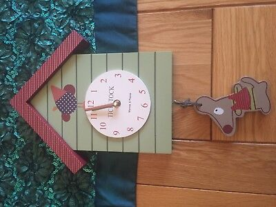 Mama And Papas Nursery Clock