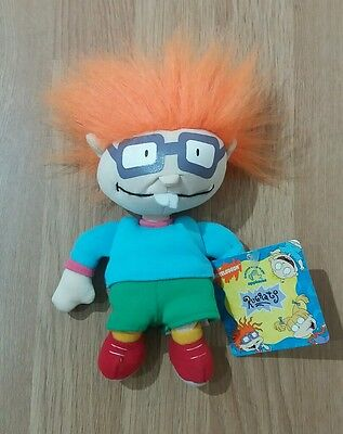 Chuckie Chucky Rugrats Doll Plush Beanie With Tag Nickelodeon