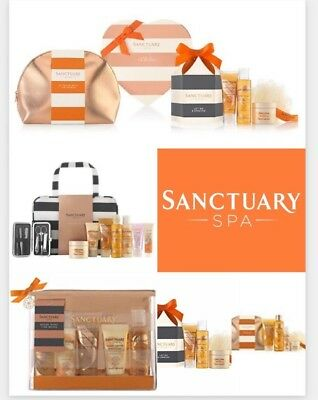 Sanctuary Spa Xmas Gift Set 2017 Beauty & Bath GIFT COLLECTION* Fast Delivery