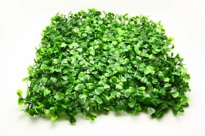 Artificial fake Plastic Green Grass Lawn sod meado Flower Plant Wedding 1 Piece