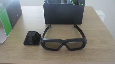 Nvidia 3D glasses vision 2 kit for pc gaming and films