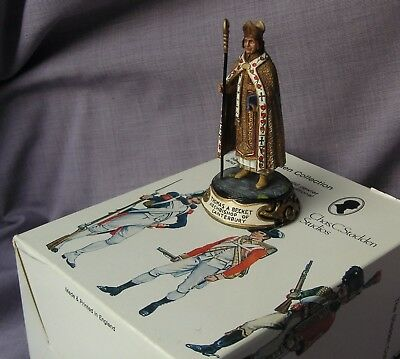 The Stadden Collection. Thomas A Becket. Studio Painted & Boxed.