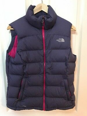 The North Face Nupste Vest 700 Full Down Size Women's Medium