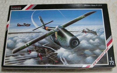 Special Hobby Blohm Voss P.211 code Sh 72003