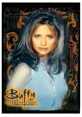 Buffy The Vampire Slayer - An Inkworks 1998 Season One Promo Card Bp1