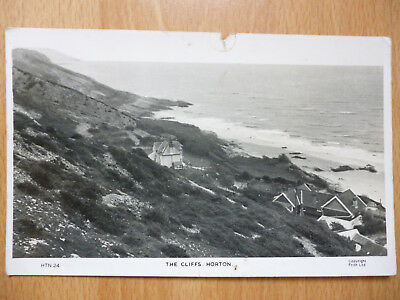 Horton Gower Swansea  Bay Postcard