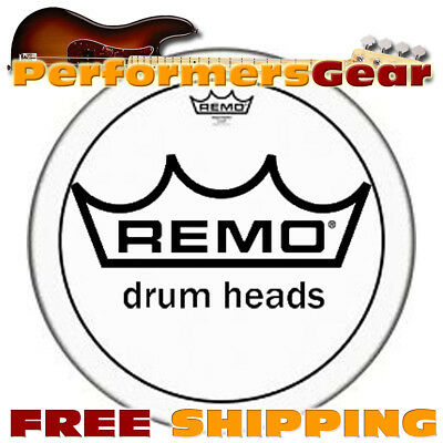 "Remo PS-0322-00 22"" Pinstripe Clear Bass Drum Head"
