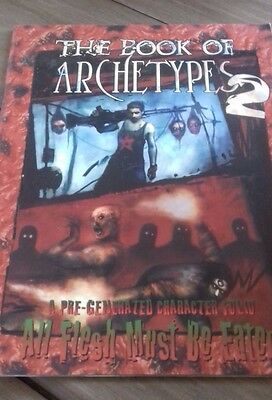 The Book Of Archetypes 2, All Flesh Must Be Eaten
