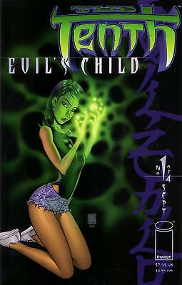 THE TENTH Evil`s Child #1-4 of 4 Mini-Series TONY DANIEL