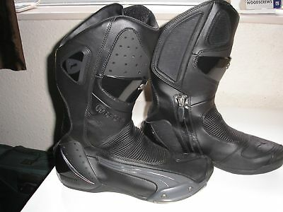 Puma Desmo Gore-Tex motorcycle sports boots UK8 brand new