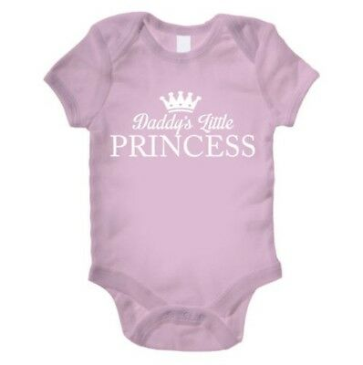 Daddy's Little Princess Baby Grow - New Born Baby Gift - All Sizes