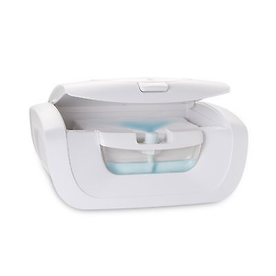 Mist Wipe Warmer Baby Comfort Holds 100 Fresh Moistens Prevents Browning Drying