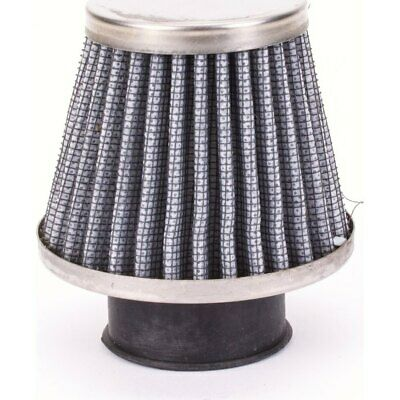 Air Filter Luftfilter Powerfilter 28-50mm Chrom Kymco Agility MXU Scout CX KB Li