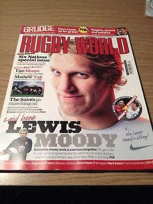 Rugby World Magazine April 2010