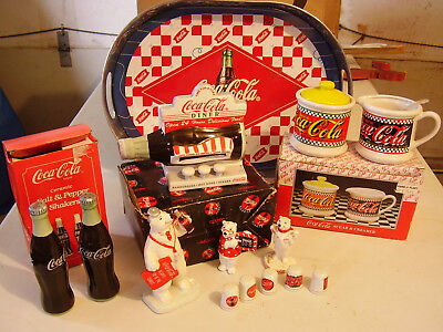 Mixed Lot Of Coca-Cola Merchandise, New Items, Great Resale Items, No Reserve