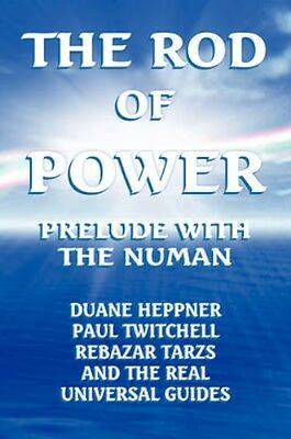 NEW The Rod Of Power by Duane Heppner BOOK (Paperback / softback) Free P&H