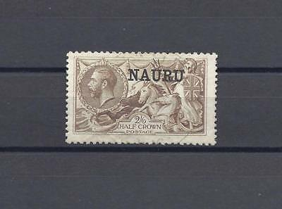 NAURU 1916-23 SG 21 USED Cat £120