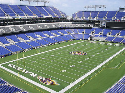 INDIANAPOLIS COLTS  vs BALTIMORE RAVENS ** 2 TICKETS ** 12/23/17 ** Lower level