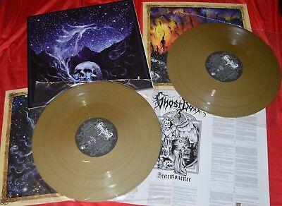 Ghost Bath - Starmourner Gold 2LP only144 pcs. deafheaven zuriaake mare cognitum