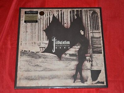 Tribulation The Children of the Night 100 pcs. GOLD LP dissection watain emperor