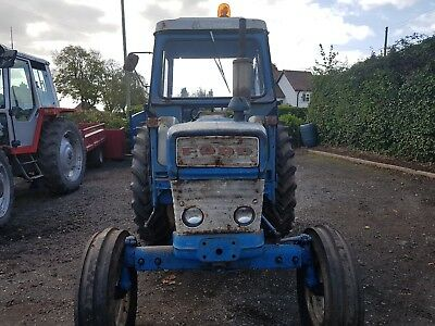 Ford 3000 Force Tractor 1969 No Reserve