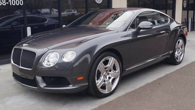 2015 Bentley Continental GT  2015 BENTLEY CONTINENTAL GT V8 LOW MILES