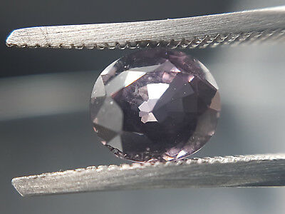 Natural earth mined full of life Purple Spinel Oval cut 2.23ct