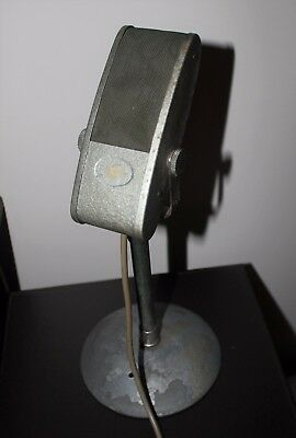 Vintage RARE COLLECTIBLE 1940's Ribbon Microphone Old Antique