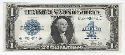 Circulated 1923 Silver Certificate--Ungraded $1 large size note #271, Fr. 238