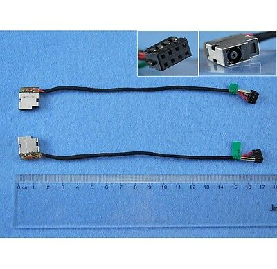 DC Buchse Power Jack for HP ENVY 709802-sd1 (with cable)  portatil jack
