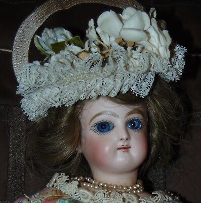 ANTIQUE FRENCH FASHION Bisque Doll FRANCOIS GAULTIER #4